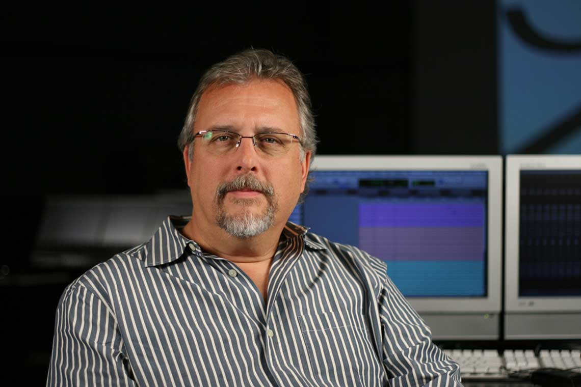 Film TV Audio Engineer - Skip Lievsay
