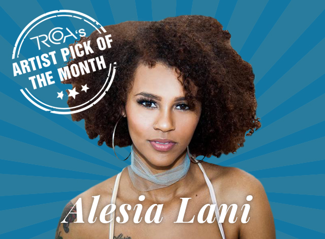 Alesia Lani Artist of the Month