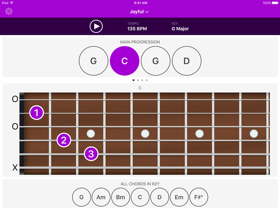 Chord Progression Generator Apps
