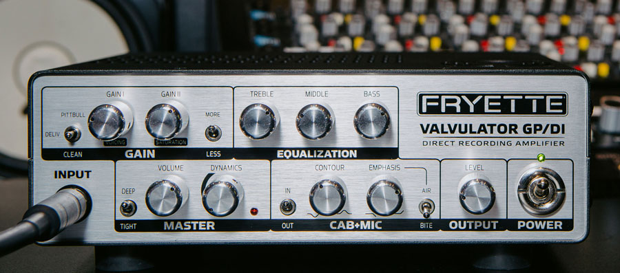 Desktop Tube Amps- Fryette
