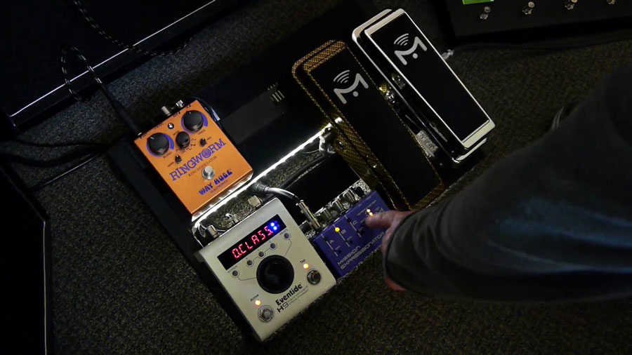 Expression Pedals