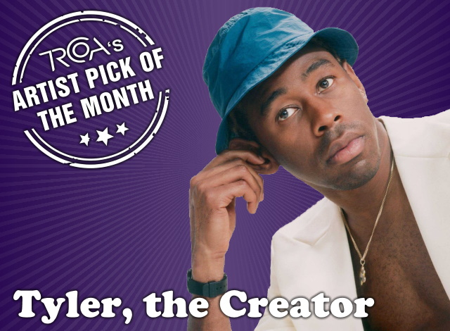 Tyler the Creator Artist of the Month