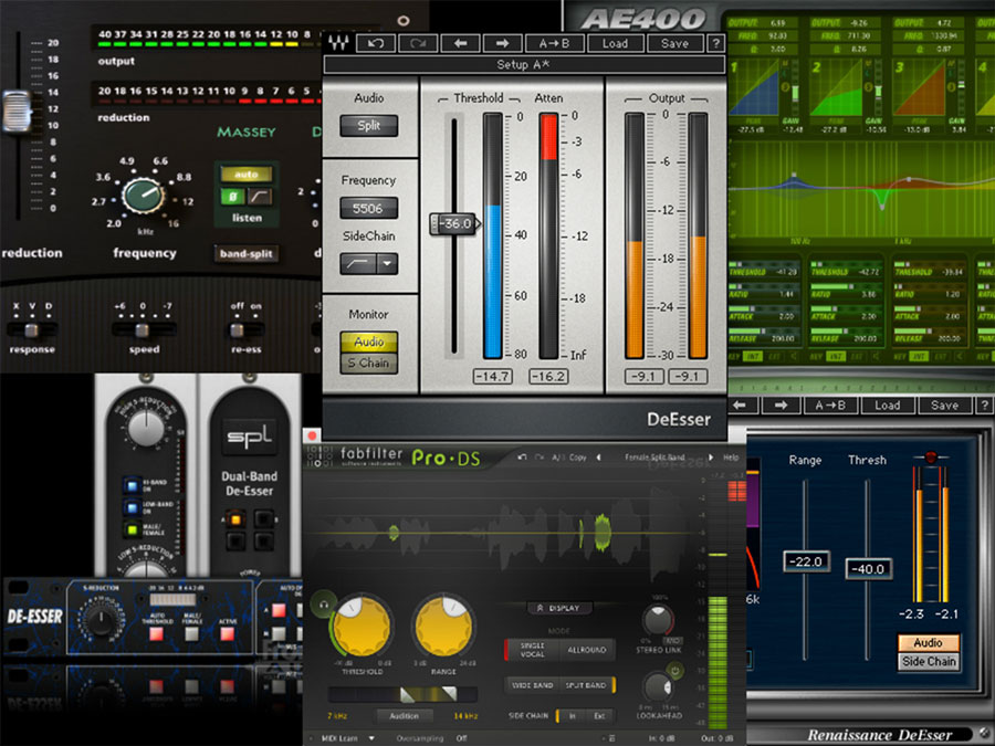 Best Deesser Plugin 2020 What are the best De Essers? : Audio Engineering, Video, Music