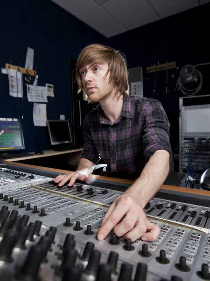 Best Audio Engineering Classes
