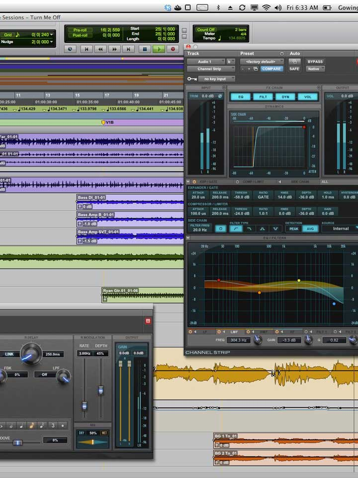 Best Pro Tools Classes
