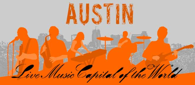 Austin - The Live Music Capital of the World