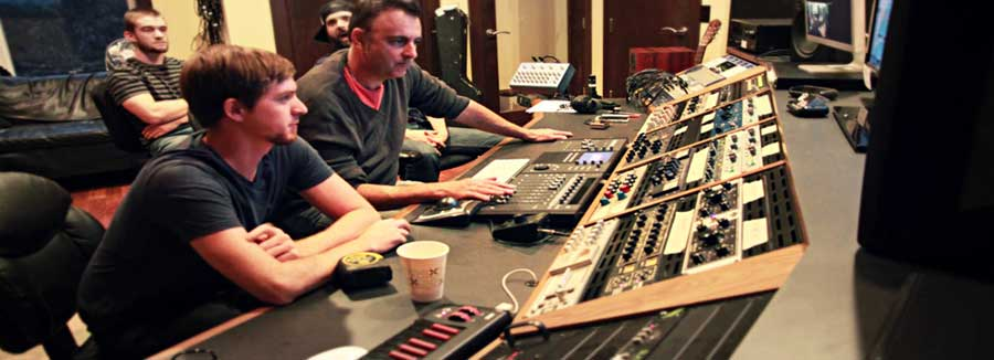 Audio Engineering-Video and Music Production Classes | TRCoA