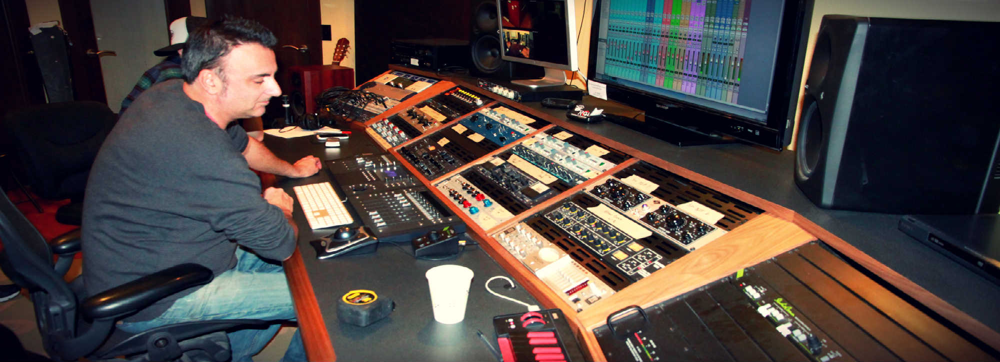 Audio Engineering Music Production Studio Recording Projects